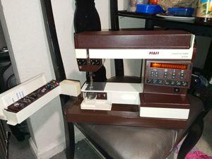 Pfaff 1469 sewing machine for Sale in San Jose, CA