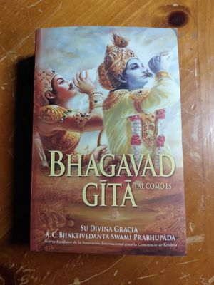 BHAGAVAD-GITA As It Is (spanish version) for Sale in Henderson, NV