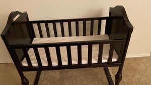 Baby wooden crib for Sale in Lewis Center, OH