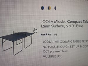 Ping pong table for Sale in Winter Haven, FL