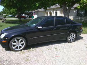 2004 Mercedes C230 Kompressor for Sale in Austin, TX
