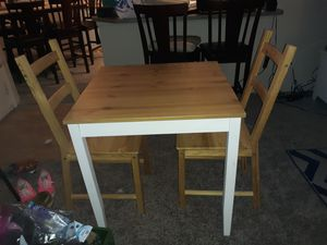 Table and Chairs for Sale in Aurora, CO