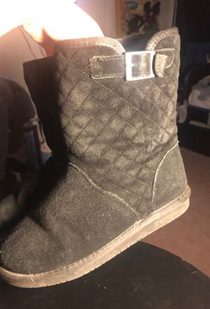 Boots size 7 for Sale in Fresno, CA