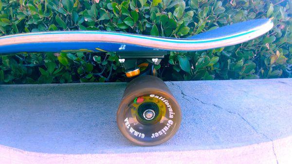 Anti Hero Jalopi skate co. Skateboard