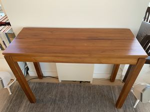 Wooden Console Table for Sale in Queens, NY