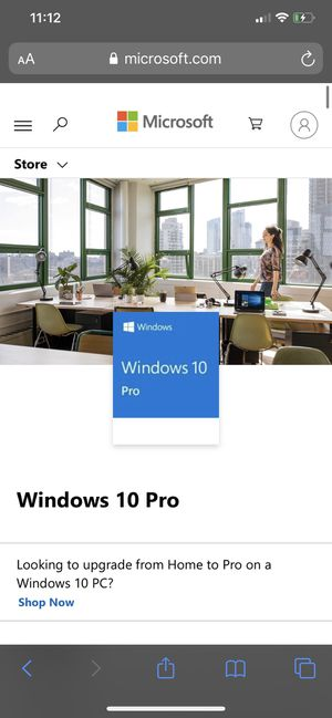 Windows 10 Pro Download Link. for Sale in Anaheim, CA