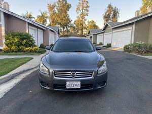 2012 Nissan Maxima for sale! for Sale in Irvine, CA