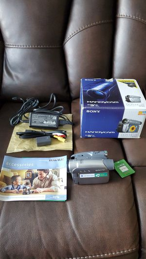 Video camera for Sale in West Windsor Township, NJ