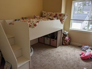 Twin Loft Bed for Sale in Gig Harbor, WA