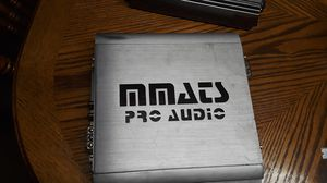 MMATS PRO AUDIO 2500.1 for Sale in Springfield, MA
