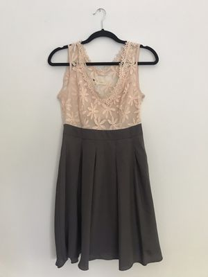 NWT a'reve Blush Pink and Gray Dress | Size Small for Sale in Fort Lauderdale, FL