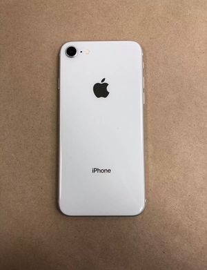 Apple iPhone 8 - 256GB - Sliver (Unlocked) (CDMA + GSM) for Sale in Hyattsville, MD