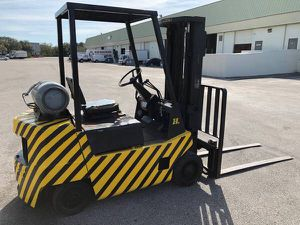 5000LB lift capacity hyster forklift for Sale in Orlando, FL