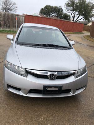 2009 Honda Civic for Sale in Richardson, TX