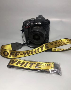 Off White Camera Strap - Yellow for Sale in Las Vegas, NV