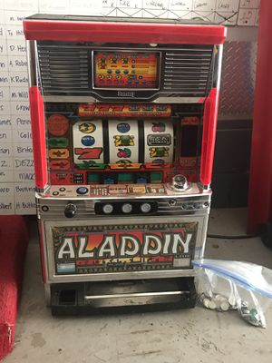 Aladdin Slot for Sale in Johnstown, OH