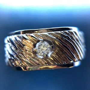 Men's Diamond Ring for Sale in Lynwood, CA
