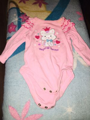 Infant girl clothes lot 25 pieces for Sale in Auburndale, FL