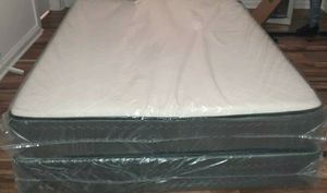 GREAT SALE QUEEN REGULAR MATTRESS AND BOX SPRING for Sale in Biscayne Park, FL