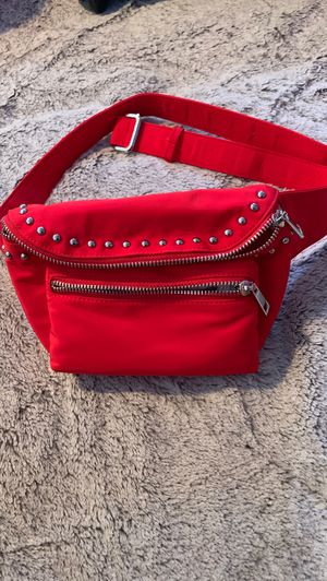 Red Waist Belt Bag for Sale in Columbus, OH