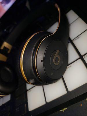 Beats by dre solo 3 wireless headphones for Sale in Denver, CO