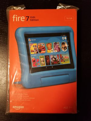 Amazon Fire 7 Kids Edition for Sale in Poinciana, FL