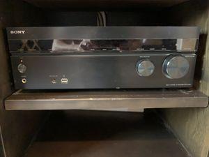 Sony receiver- multi channel for Sale in Mesa, AZ
