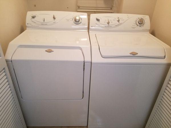 Washer Amp Dryer Set Maytag Atlantis Extra Large Capacity