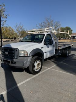 2006 Ford F-550 Power stroke for Sale in North Highlands,  CA