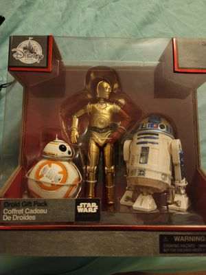 Saturday wars Droid pack for Sale in Rialto, CA
