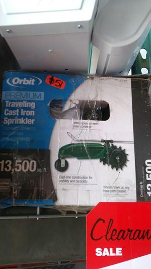 Orbit traveling cast iron sprinkler for Sale in Lake Worth, FL