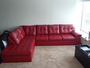 Facing left sectional for Sale in Detroit, MI