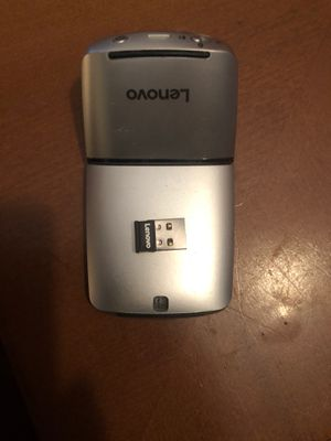 Lenovo wireless mouse for Sale in Lutz, FL