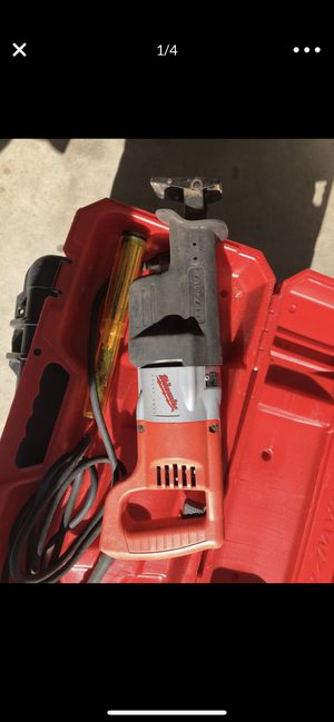 Electric Saw Milwaukee for Sale in Lompoc, CA