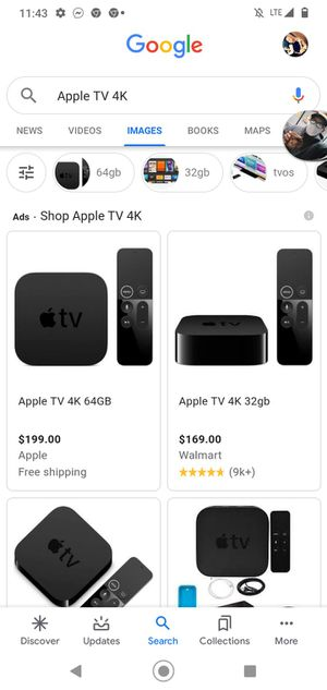 Apple TV for Sale in Tukwila, WA