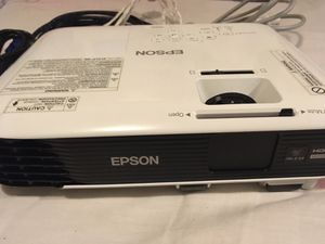 Epson projector for Sale in Tacoma, WA