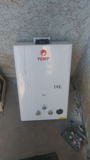 TCMT tankless water heater for Sale in Henderson, NV