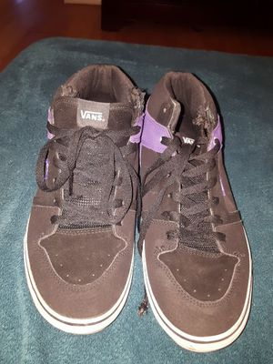 Van high top shoes for Sale in Phoenix, AZ
