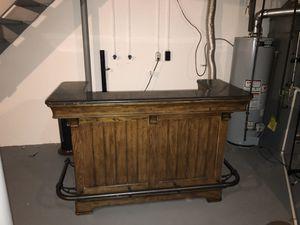 Antique bar. Samuel Lawrence furniture for Sale in Rochester Hills, MI