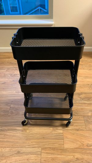 IKEA cart and coat rack for Sale in Vancouver, WA