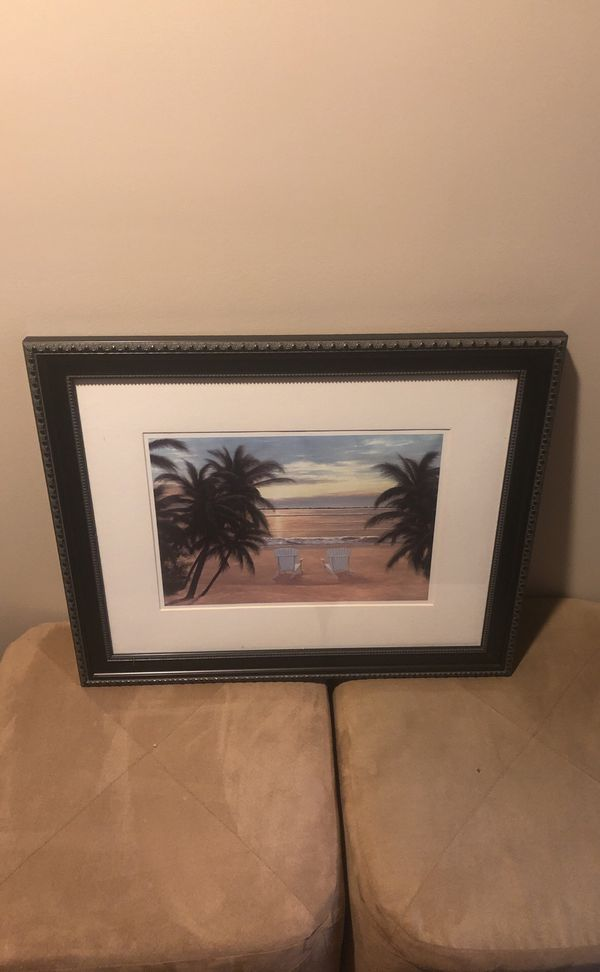 Two pictures sold as a pair