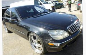 Mercedes S500 -2000 parts for Sale in Fort Washington, MD