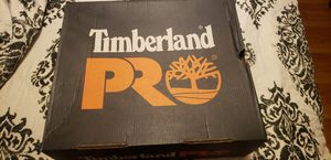 """Timberland pro 6"""" steel toe boots for Sale in Santa Ana, CA"""