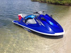 2010 VX Deluxe Yamaha wave runner and trailer for Sale in Sebastian, FL