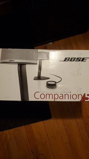 Bose companion 5 speaker system for Sale in Lemon Grove, CA
