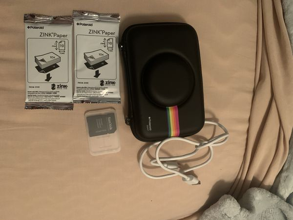 Polaroid camera. Never used