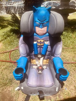 Batman booster car seat for Sale in Pico Rivera, CA