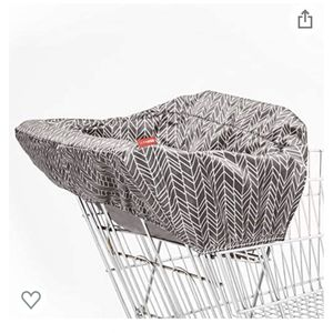 Skip Hop High Chair And Shopping Cart Cover for Sale in Burke, VA