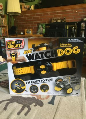 Brand New R/C WatchDog by New Bright for Sale in Berlin, CT