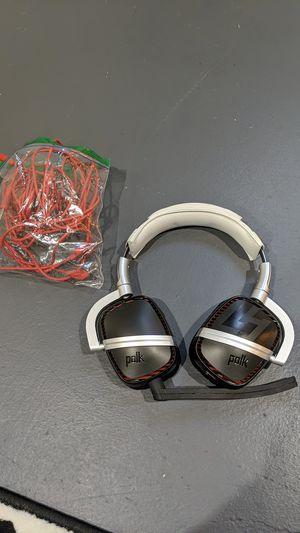 Polk striker Hitman gaming headphones for Sale in Portland, OR